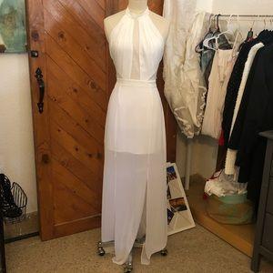 Gala maxi dress BCBG